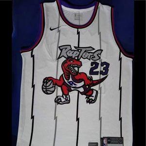 Fred VanVleet #23 Toronto Raptors Jersey